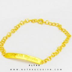 Mua LẮC TAY PLT90 tại Anh Phương Jewelry