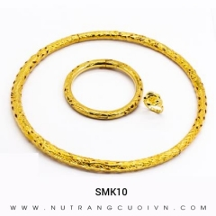 Mua KIỀNG VÀNG SMK10 tại Anh Phương Jewelry