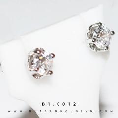 Mua BÔNG TAI B1.0012 tại Anh Phương Jewelry