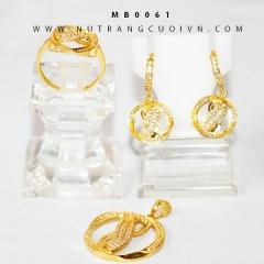Mua BỘ TRANG SỨC MB0061 tại Anh Phương Jewelry
