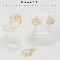 Mua BỘ TRANG SỨC MB0055 tại Anh Phương Jewelry