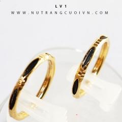 Mua NHẪN CƯỚI LV1 tại Anh Phương Jewelry