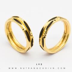 Mua NHẪN CƯỚI LV2 tại Anh Phương Jewelry