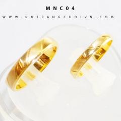 NHẪN CƯỚI MNC04