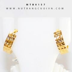 Mua BÔNG TAI MTB0157 tại Anh Phương Jewelry