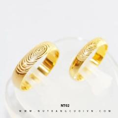 Mua NHẪN CƯỚI NT02 tại Anh Phương Jewelry