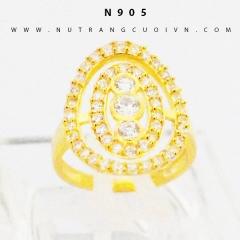 Nhẫn kiểu nữ N905