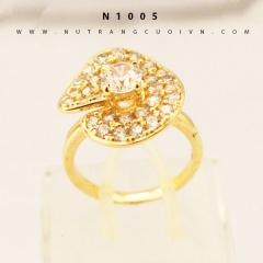 Mua Nhẫn nữ đẹp N1005 tại Anh Phương Jewelry