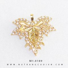Mua MẶT DÂY CHUYỀN M1.0189 tại Anh Phương Jewelry