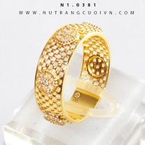 Mua NHẪN NỮ N1.0381 tại Anh Phương Jewelry