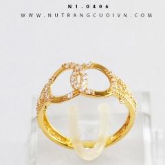 Mua NHẪN NỮ N1.0406 tại Anh Phương Jewelry