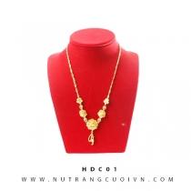 Mua DÂY CHUYỀN VÀNG 24K HDC01 tại Anh Phương Jewelry