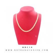 Mua DÂY CHUYỀN VÀNG 24K HDC10 tại Anh Phương Jewelry
