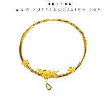 Mua KIỀNG VÀNG HKC106 tại Anh Phương Jewelry
