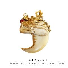 Mua MẶT DÂY CHUYỀN MTM0273 tại Anh Phương Jewelry