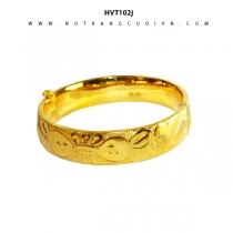 Mua LẮC TAY VÀNG 24K HVT105 tại Anh Phương Jewelry