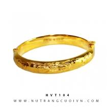 Mua LẮC TAY VÀNG 24K HVT104 tại Anh Phương Jewelry