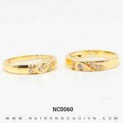 NHẪN CƯỚI NC0060