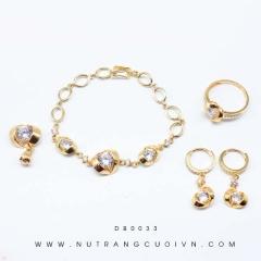 Mua BỘ TRANG SỨC DB0033 tại Anh Phương Jewelry