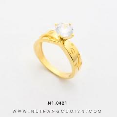 Mua NHẪN NỮ N1.0421 tại Anh Phương Jewelry