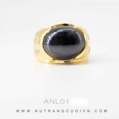 Mua NHẪN NAM ANL01 tại Anh Phương Jewelry