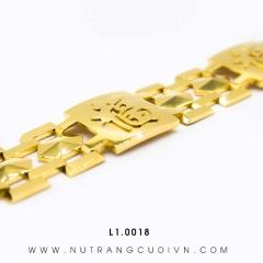 Mua LẮC TAY L1.0018 tại Anh Phương Jewelry