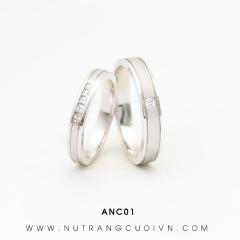 Mua Nhẫn Cưới ANC01 tại Anh Phương Jewelry