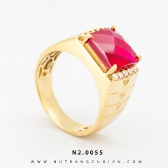 Nhẫn Nam Đẹp N2.0055