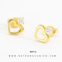 Mua Bông Tai DBT13 tại Anh Phương Jewelry