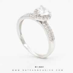 Mua Nhẫn Nữ N1.0281 tại Anh Phương Jewelry