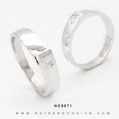 Nhẫn Cưới NC0071