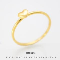 Nhẫn Nữ MTN0810