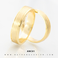 Nhẫn Cưới ANC01
