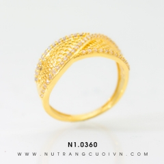 Nhẫn Nữ N1.0360