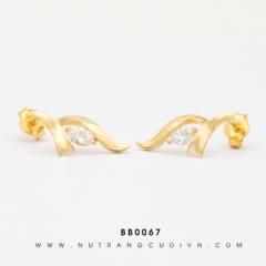 Mua Bông Tai BB0067 tại Anh Phương Jewelry