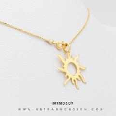 Mặt Dây Chuyền MTM0309