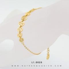 Mua LẮC TAY L1.0025 tại Anh Phương Jewelry
