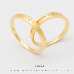 Nhẫn cưới đẹp PNC09