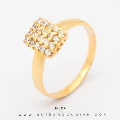 Nhẫn Nữ Đẹp NL24