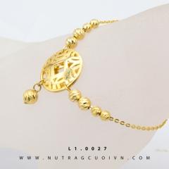 Mua LẮC TAY L1.0027 tại Anh Phương Jewelry
