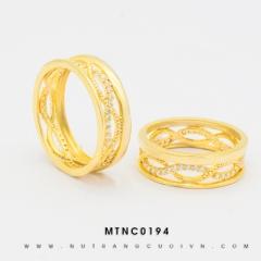 Nhẫn cưới đẹp MTNC0194