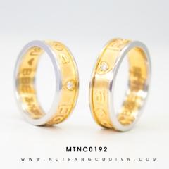 Mua Nhẫn cưới đẹp MTNC0192 tại Anh Phương Jewelry
