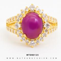 Nhẫn Nữ Đẹp MTDB0125