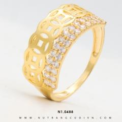 Mua Nhẫn Nữ N1.0488 tại Anh Phương Jewelry