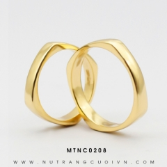 Nhẫn Cưới MTNC0208