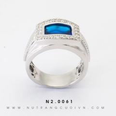 Nhẫn Nam N2.0061