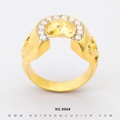 Nhẫn Nam N2.0068