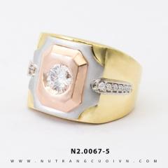 Mua Nhẫn nam N2.0067-5 tại Anh Phương Jewelry