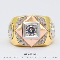 Mua Nhẫn Nam N2.0072-2 tại Anh Phương Jewelry