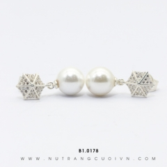 Mua Bông Tai B1.0178 tại Anh Phương Jewelry